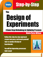 Book on Design of Experiments