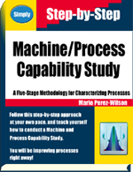Book: Machine and Process Capability Studies