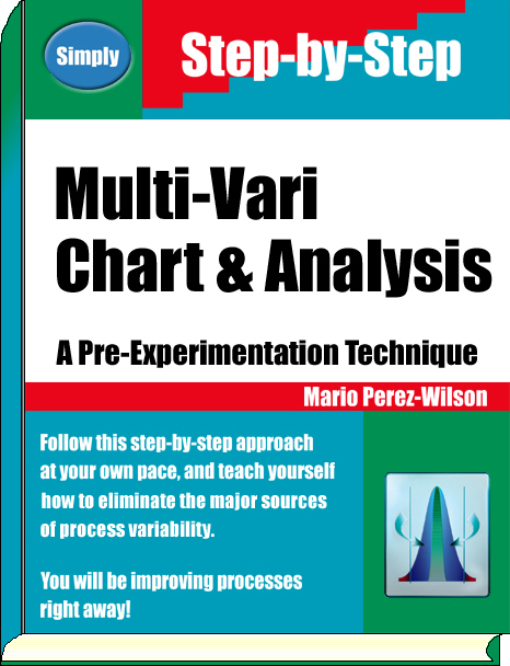 Book: Multi-Vari Analysis