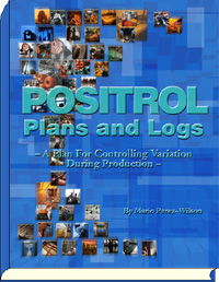 Positrol Plans and Logs Book