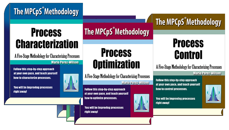 MPCpS Methodology Books